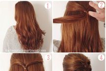 Easy DIY hairups