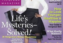 Oprah Winfrey! / I'm a big, big Oprah Winfrey fan. She's the queen of tv. / by Jennifer Maddox Beauford