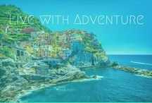 Live with Adventure