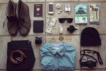 Travel Essentials / Packing The Essentials, Exploring The Earth, Eating Through Countries