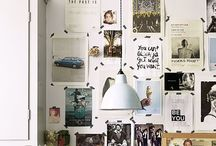 Inspiration // The Wall