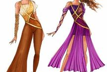 Color Guard Costumes