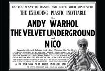 Warhol's Exploding Plastic Inevitable / Andy Warhol's Exploding Plastic Inevitable was a multiple-screen media projection environment. It included many of his films combined with the live music of the Velvet Underground & Nico together with performances of the Factory Superstars.  Recorded live by photographer-filmmaker Ronald Nameth, and are now available on his videos and Limited Edition prints. #warhol#art#music#fashion#velvetunderground#performance#film#photo #culture FB: goo.gl/oUErfo