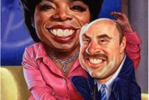 Cartoon Celebrities! / Cartoon Celebrities and Cartoon Celebrities Drawings! / by Jennifer Maddox Beauford