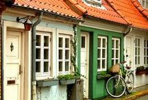 dejlig Danmark / hjem af stamfader