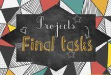 ESL-Final Tasks (ideas)