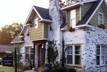 It's What's Outside That Counts! / Renovation to a home or business often includes sweeping changes to interior spaces, but it can also mean broad upgrades and improvements on the exterior. Here are some examples of IBD's work in this area of design.