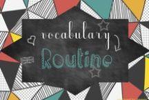 ESL-vocab-routine