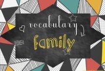 ESL-Vocab-Family