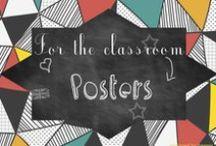 ESL-Classroom posters