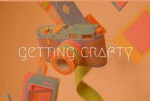 Getting Crafty / Crafts we love!