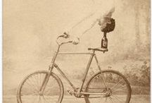 Vintage Cycling Curiosities / Inspiring and intriguing bicycling and imagery from the past. Looking back in time is often the best way to meet the new.