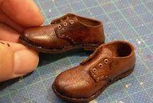 Schuhe für Puppen