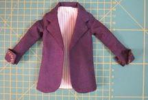 Kleidung für Cloth Doll