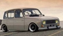 Unconventionally beautiful cars / Cars that are not often considered beautiful but are full of charm. Ugly ducklings?