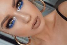 Beauty in Blue / Feeling the blues today? Channel those blue vibes into today's look with CAILYN. And if you're still in need of some inspiration, here's some of our favorite blue beauty trends.