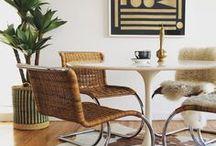 INTERIORS • dining rooms