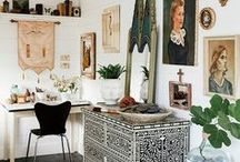 HOW TO • gallery wall