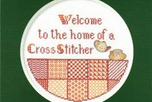 Cross Stitching Designs I love / A variety of cross stitch designs I love and would love to stitch (including a few I have stitched!)