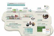 Infografías / Infografías sobre diversos aspectos de la Gestión de Responsabilidad Social y Sostenibilidad