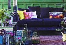 Home Interiors / by Trisha Ridener