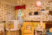 Children's Rooms / Nurseries, kids, teens bedrooms and spaces