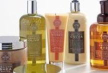 Greenscape / Greenscape's Organic and Organic Homemade ranges both use exquisite scents that will warm your body and make you smile and all the ingredients are 100% organic. Try Organic Homemade's Honey Rhubarb and Mint body wash and you'll be feeling wholesome and smelling delicious.