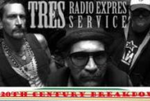 Tres / Luti 's brothers and Rolando Cappanera, friends since childhood, love to play what feels right in that moment, within the stage and the audience, defining a sound that has the blues, is funky, and it rocks!