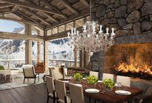 Cabin...lodges...lakehouse...