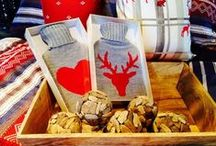 Christmas at Rafters / Christmas! Unique accessories and décor for your cottage and home.