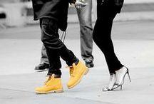 People and Timberland Yellow Boots / Les stars du monde entier plébiscitent les célèbres boots Timberland, découvrez leur façon de les porter !