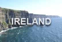 Ireland Travel / Travelling in Ireland, places to see in Ireland