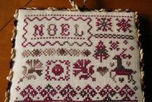 Free cross stitch patterns / Free patterns I like