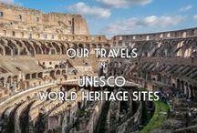 UNESCO World Heritage Sites: Places I've seen / UNESCO World Heritage Sites I've visited