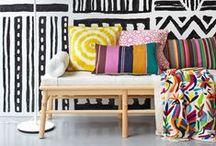 Interior design / Here's some inspiration for a dream home.