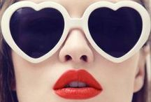 Luscious lips / Pucker up - perfect pouts from The Somerset Toiletry Company.