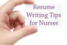 Nurse Resume and Cover Letters / Nurse Resume Format,  guide and job description