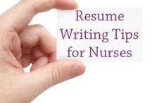 Nurse Resume and Cover Letters / Nurse Resume Format,  guide and job description