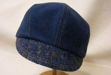 Cut-&-Sew Hat workshop / let's chat about cloth hats!