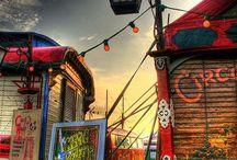 Circus / Inspiratie uit het circus