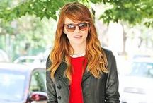 Emma Stone Fashion + Style / Emma Stone sense of style is chic. The unassuming Hollywood actress has a terrific, yet modest fashion sense. Explore inspired looks and clothing choices by this popular celebrity.