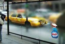 Street marketing / Ad around the world, illusions et 3D