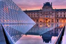 Paris - landscape / Paris - Ville du romantisme et des lumières