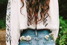 Boho&vintage sytle / My dream wardrobe✨