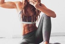 "Inspiration(training)‍ / ""Bodygoals""✔️ To get fit For a healthy being I will kick your ass Strong is beautiful"