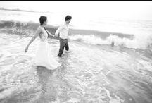 Beach vintage wedding - Joha y Truco - Wedding of my dreams / The wedding of my dreams! Bride style, hair style, bride make up, bride dress, decoration of wedding, vintage wedding! Bridesmaids dress and style, groomsmen, pictures, selfmade stuff and ideas for wedding as my wedding was! Wedding at the beach! Santa Marta, Colombia!