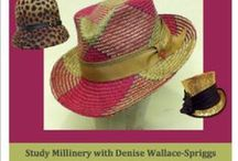 Straw Hat Intensive / upcoming class at the Eliot School / by d. wallace-spriggs