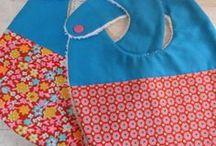 mes coutures pour bébés / Toutes mes créations pour les petits !