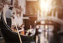 Italie / Venise, Rome, L'île de Burano, le Carnaval, les cinques terres ... Un rêve.
