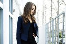 Mila Kunis Fashion + Style / Dress like popular celeb, Mila Kunis. Get inspiration from her simple yet fashionable looks.